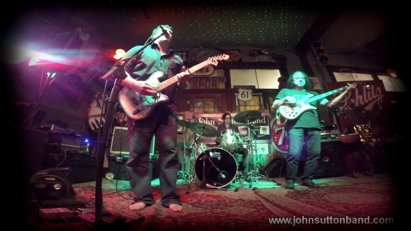 John Sutton Band playing 'I want you' at Hopson's Commissary in Clarksdale, MS