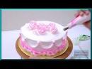 Украшение тортов белково заварным кремом Оформление тортов