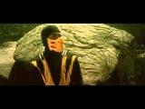 Крутой бой Scorpion vs  Noob Saibot из Mortal Kombat в реальности