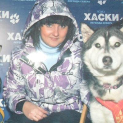Евгения Киселева, 23 декабря 1988, Новосибирск, id203640233