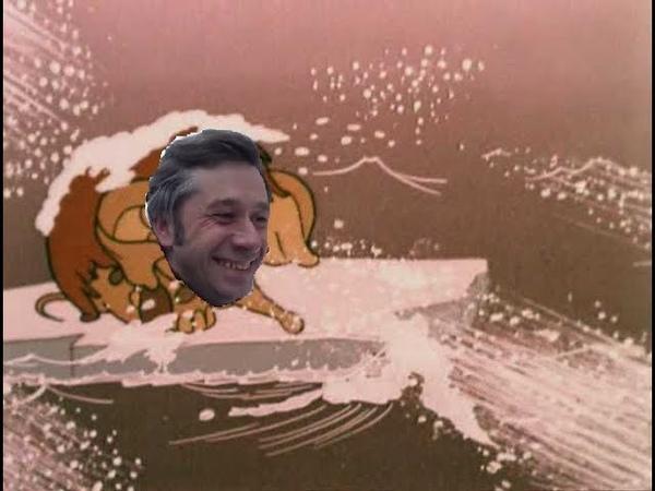 Приключения на белой льдинке