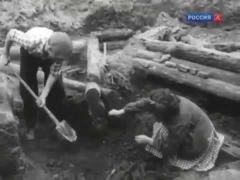 Зарядья самый древний район Москвы ...История раскопок в нем .