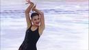 Софья Самодурова Короткая программа Женщины Чемпионат России по фигурному катанию 2019