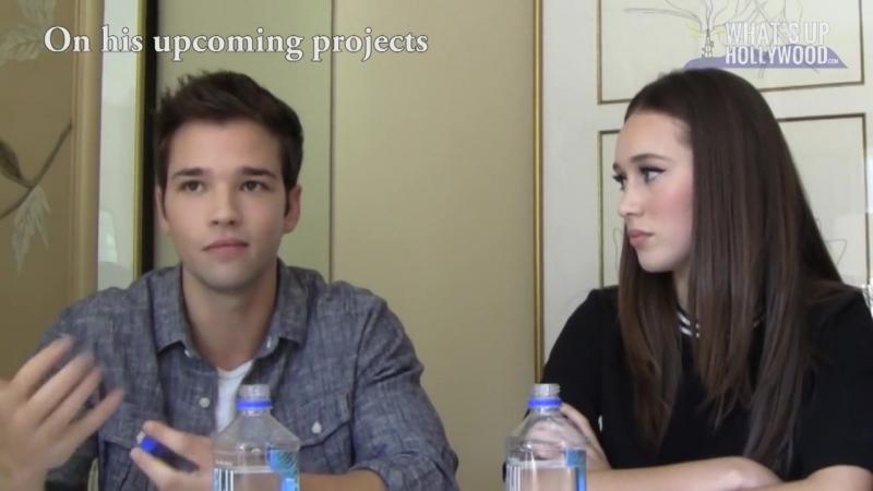 Интервью для «Whats Up Hollywood»   31.07.2014