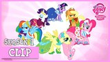Approaching The Gala (The Best Night Ever) MLP FiM HD
