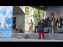 Международный фестиваль колокольных звонов в Усолье 16.06.2018 фрагмент гимна звонарей в исполнении звонарей-участников фестивал