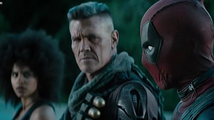 Жил-был Дэдпул Once Upon A Deadpool (2018) Боевик, Комедия, Фантастика