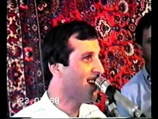 Sexavet Memmedov Fehruz Sexavet Toyda 23 07 1988 ci il