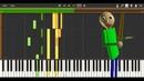 Baldi's Basics music JesseRoxII's stylized remakes