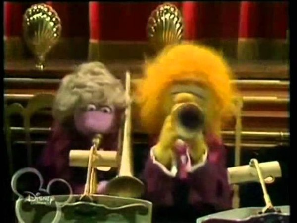 The Muppet Show Band Happy Birthday