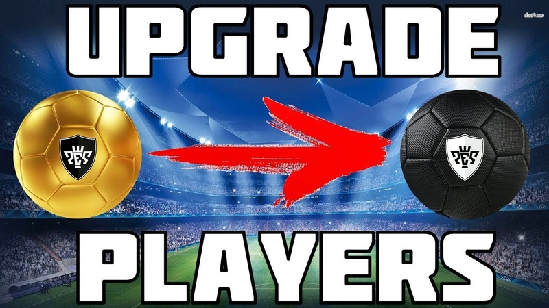 In PES 2020 these players will receive an UPGRADE Part 1