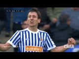 «Реал Сосьедад» - «Атлетик». Гол Микеля Ойарсабаля