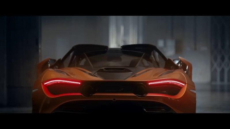 Bugatti chiron vs Mclaren 720S 2018