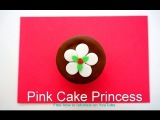 Christmas Pudding Cupcake How to Tutorial