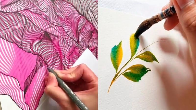 驚異のレタリング アート! 【3】 フリーハンドでデザイン文字を描く技3