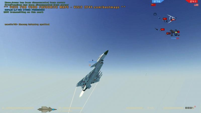 Bf2 jetfigth j-10 combostrick