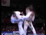 Norichika Tsukamoto - K.O di mae mawashi kubi geri