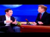 Benedict Cumberbatch in Conan O'brien show TBS 20131211 Part 1
