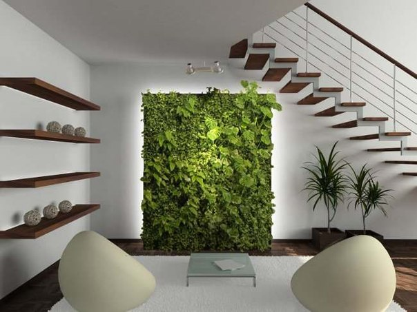 Дизайн интерьера среды