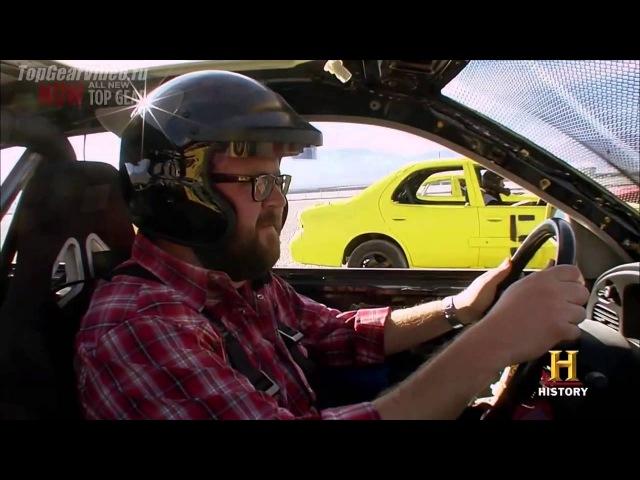 Top Gear America s03e12   Топ Гир Америка 3 сезон 12 серия (ENG 720 без перевода)