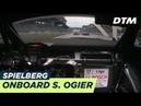 DTM Spielberg 2018 - Sébastien Ogier (Mercedes-AMG C63 DTM) - RE-LIVE Onboard (Race 1)