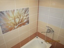 Затирка швов керамической плитки при отделке ванной комнаты