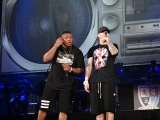 Eminem - Lose Yourself, Rap God, Berzerk @ Wembley Stadium, London (12 July 2014)