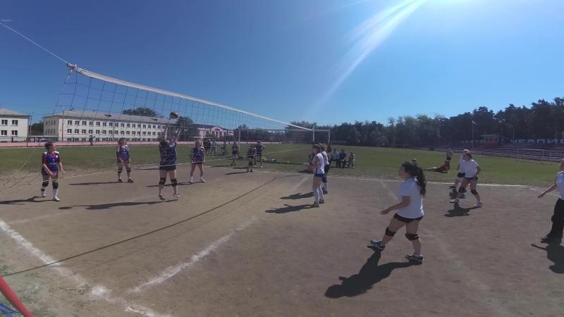 Волейбол А MEGA vs КУТУЛИК 26 08 2018