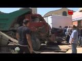 В Дагестане КамАЗ протаранил 19 машин, есть пострадавшие