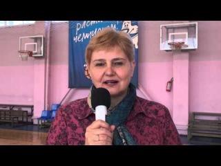 ЮЖЛ. 2013-2014. Ахметшина Ольга Васильевна, главный тренер ДЮСШ