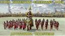 🇹🇭 КОРОЛЬ СИАМА НАРИСУАН ДУЭЛЬ НА СЛОНАХ 🐘 AYUTTHAYA ROOSTER 🐓 SIAM KING NARESUAN ELEPHANT DUEL