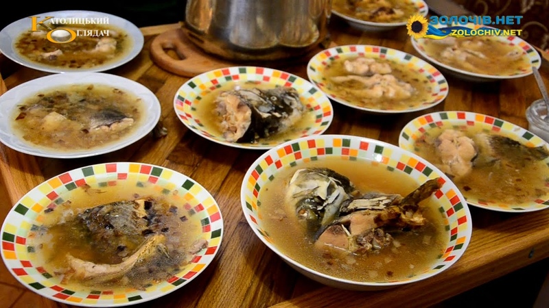 Суботня кухня: готуємо студенець з риби