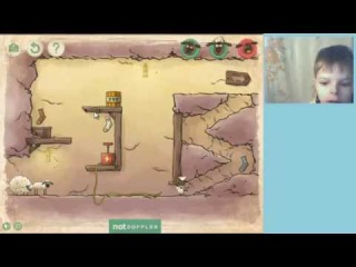 Игра три овечки 2: Подземелье | прохождение (часть 1)