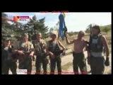 Флаг #ДНР поднят на Саур-Могиле! Экслюзив #Донецк #Луганск #Новороссия