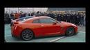Первая сходка Киеврейсера. GT-R, Audi R8, Lamborghini Huracan, Mustang 1000hp