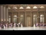 2018-06-12 Viktoria Tereshkina, Konstantin Zverev, Paquita variations coda, Vaganova Graduation Gala 2018, Mariinsky