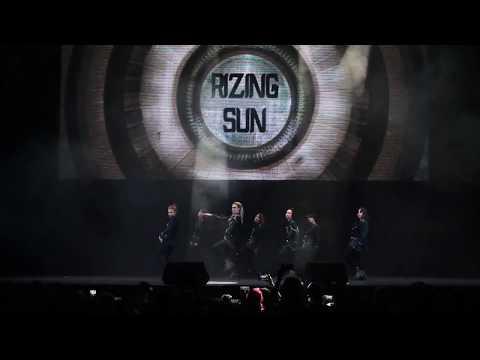 RIZING SUN - BOSS 'NCT U' IdolCon 2018