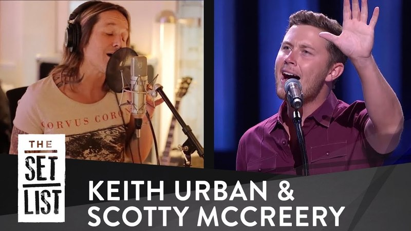 Keith Urban's Comin' Home Scotty McCreery Goes Platinum The Set List Opry