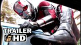 ANT-MAN 2: ANT-MAN AND THE WASP Official Trailer #2 NEW (2018) Marvel Superhero Movie HD