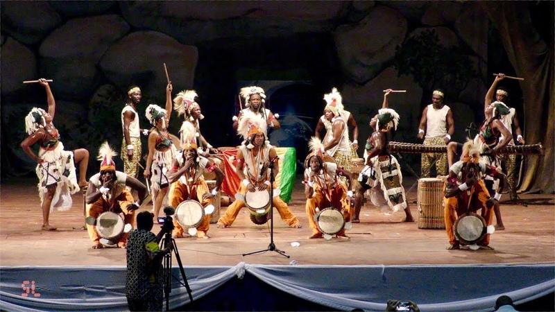 Guinea Percussion - Son Du Tambour - Lanyi 2