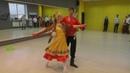 Танцевальная миниатюра