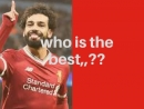 M.salah vs messi, which one is best?