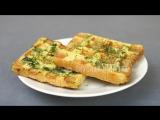 5 простых идей СУПЕРБЫСТРЫХ завтраков из хлеба