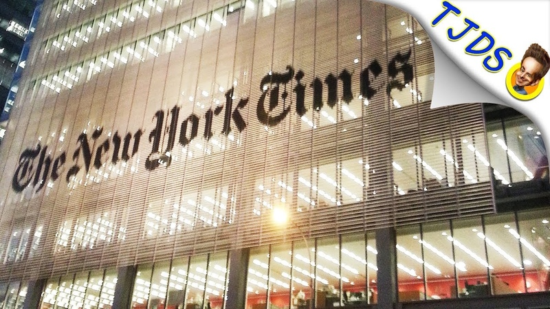 "BBC Reporter Slams NY Times For Lazy F***ism"" w Greg Palast"