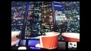 Westin Bonaventure July 4th POV 35th Floor Los Angeles Skyline