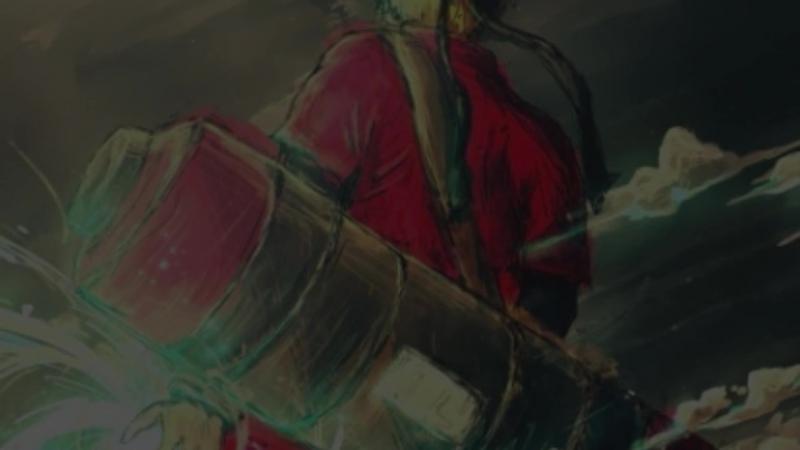 Саске рассказывает Боруто про прошлое Наруто