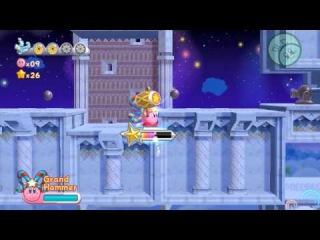 Kirby's Return To Dream Land 5-4 - Молот Кирби