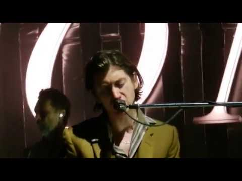 Arctic Monkeys, Tranquility Base Hotel Casino, Firefly Festival, June 15, 2018
