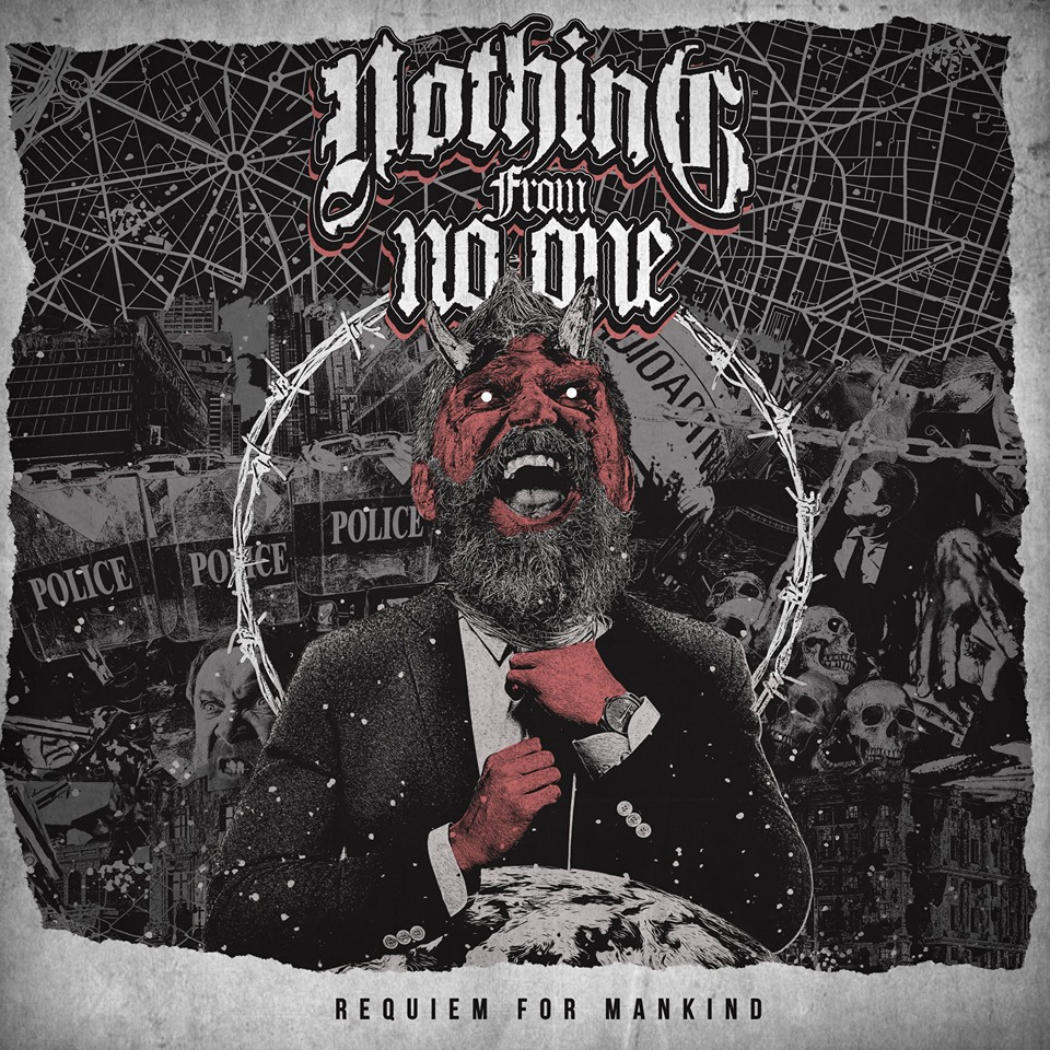 Nothing From No One - Requiem for Mankind (2019)