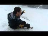 Ultimate Survival Bear Grylls coasting / Выжить любой ценой Беар Гриллс спуск с горы